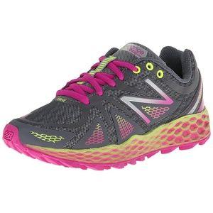New Balance WT980 Fresh Foam Trail Shoe Size 9 EUC